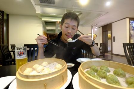 1月に台湾写真旅行した友達でもある。